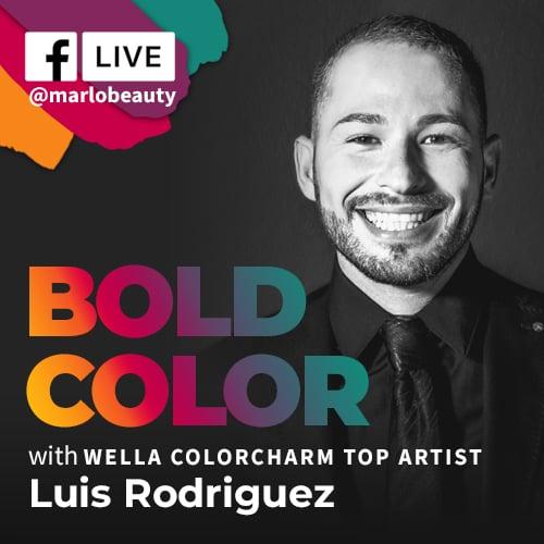 Facebook Live - Bold Color