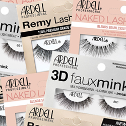 Ardell Lash Styles - Remy, Naked & 3D Faux Mink