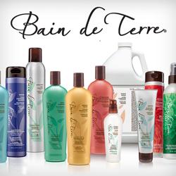 Bain De Terre Hair Care Portfolio
