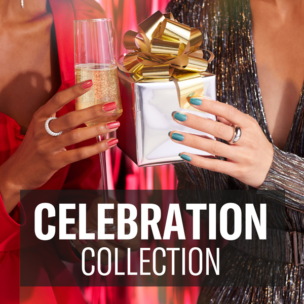 OPI Holiday '21 - Celebration Collection