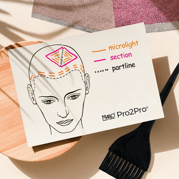Microlights: The Express Blonding Service You Need to Know About