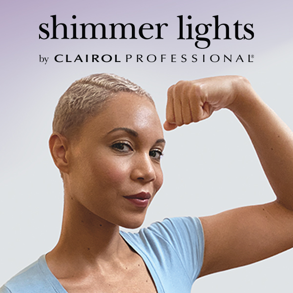 Plex Your Blonde with New Shimmer Lights