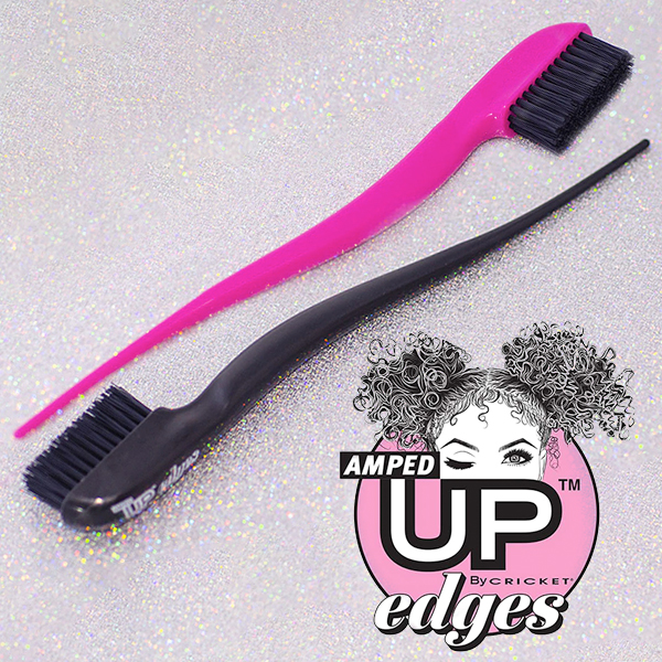 Don't Lose Your Edge with Cricket's  Amped Up Edges Brush