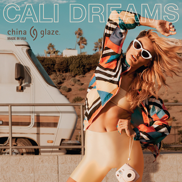 China Glaze Cali Dreams Collection