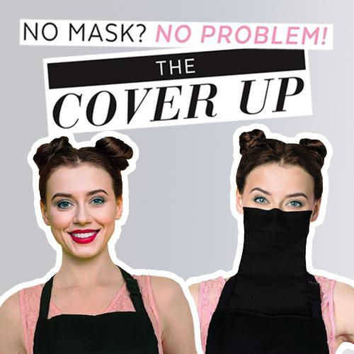 No mask? No problem - Cricket has you covered!
