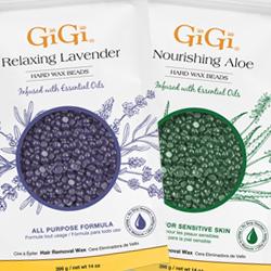 Better with Botanicals - Two GiGi Hard Wax Beads