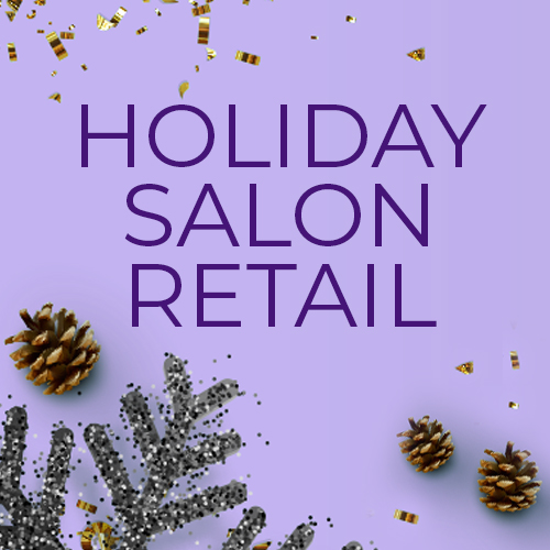 Get Set for the Holiday Season with Salon Retail
