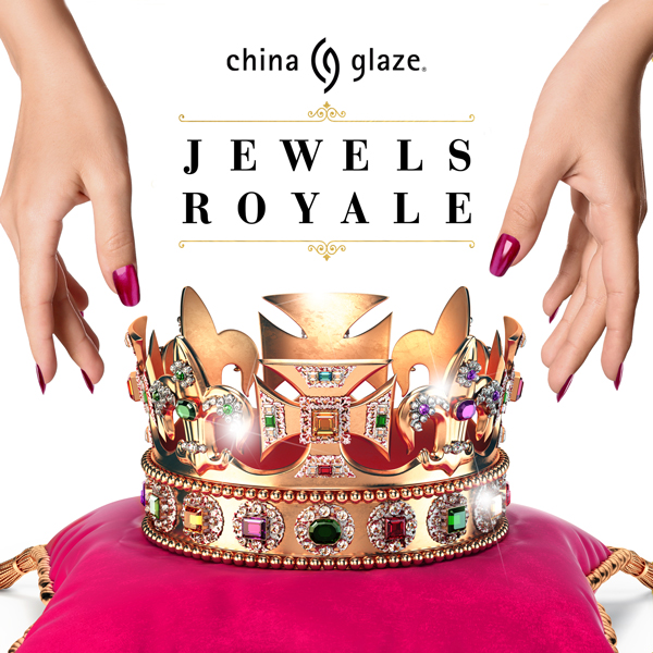 Jewels Royale - Holiday '21 Nail Collection