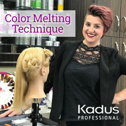 Color Melting Technique