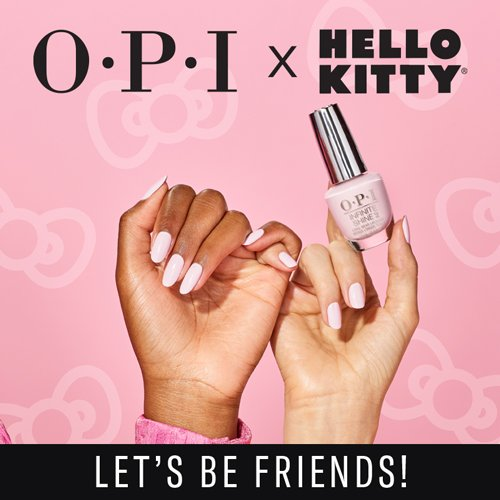 Let's Be Friends! - OPI's cult-fave shade is back!