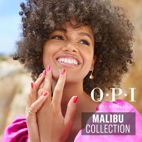 Sunny Days Ahead: OPI Malibu Summer Colors 2021