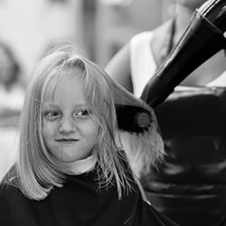 Tips for Children in the Salon