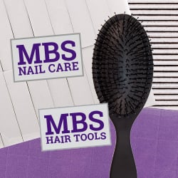 MBS Nail Care & MBS Hair Tools