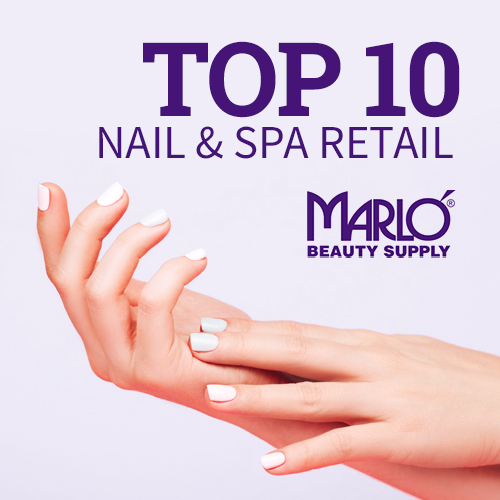 Top 10 Salon Retail for Nail & Spa Products