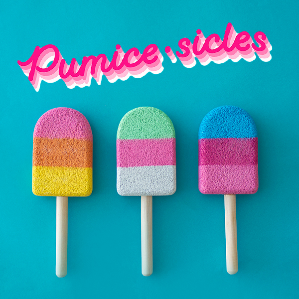 Sweeten Your Salon Retail with Pumice-sicles!