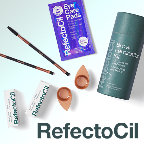 Boost your Business + Brows with Refectocil's Brow Lamination Kit