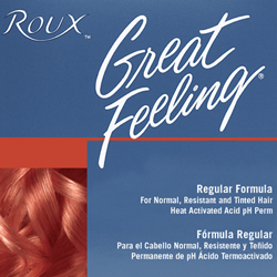 Roux Great Feeling Regular Formula Perm