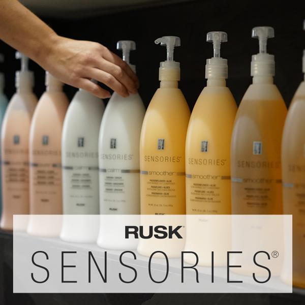 Rusk Sensories Shampoo and Conditioner