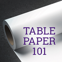 Table Paper 101