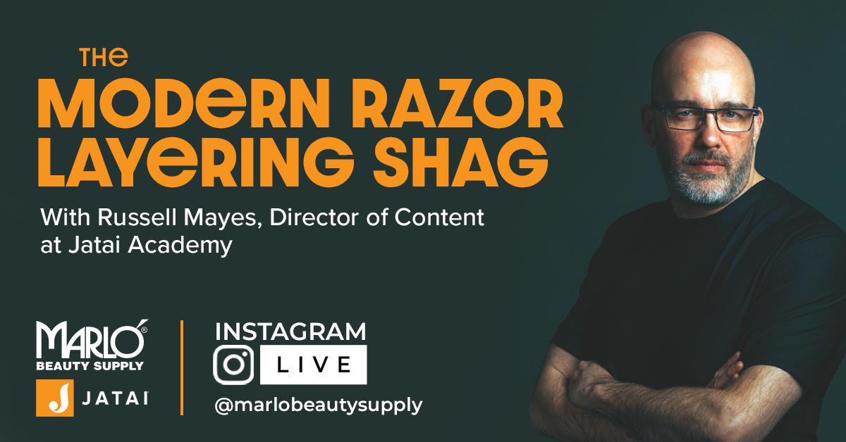 Modern Razor Layering Shag