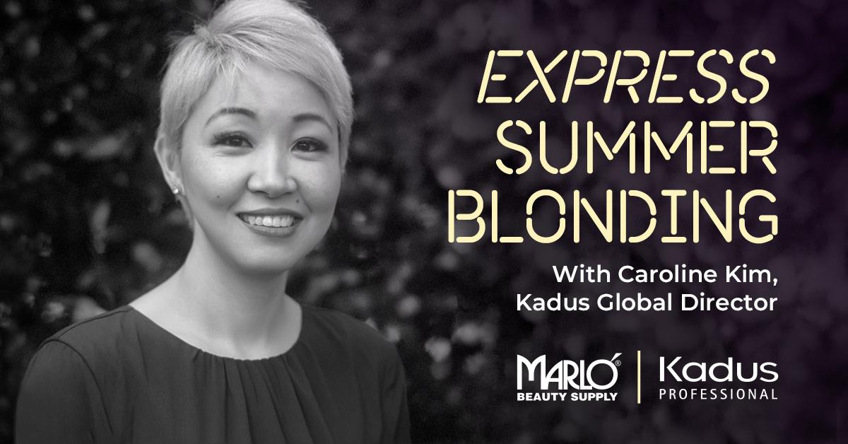Express Summer Blonding