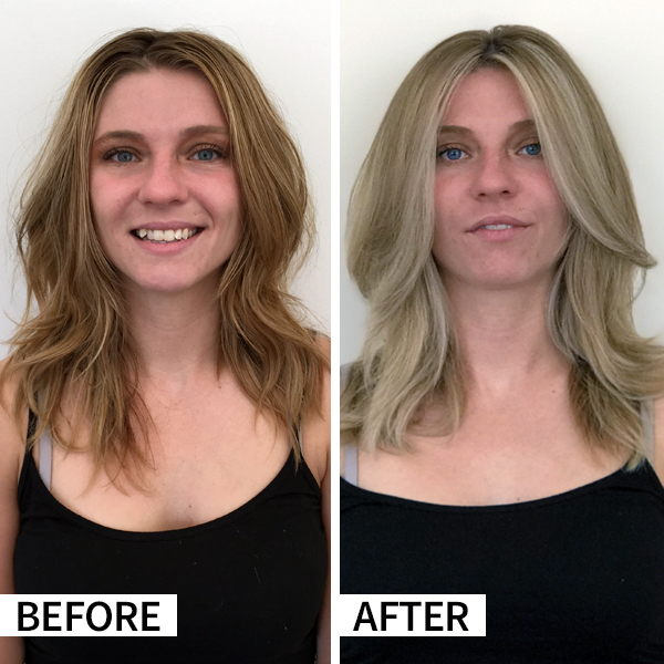Clairol Professional Color Contouring