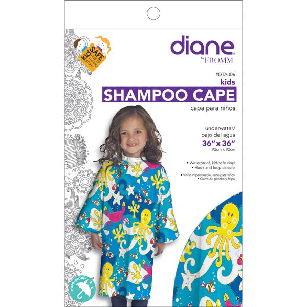 Diane Kids Shampoo Cape