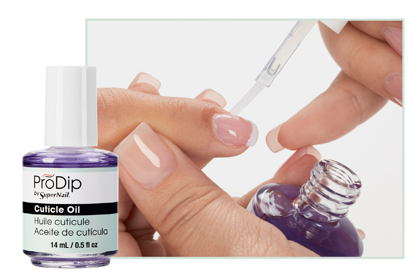 SuperNail ProDip Cuticle Oil