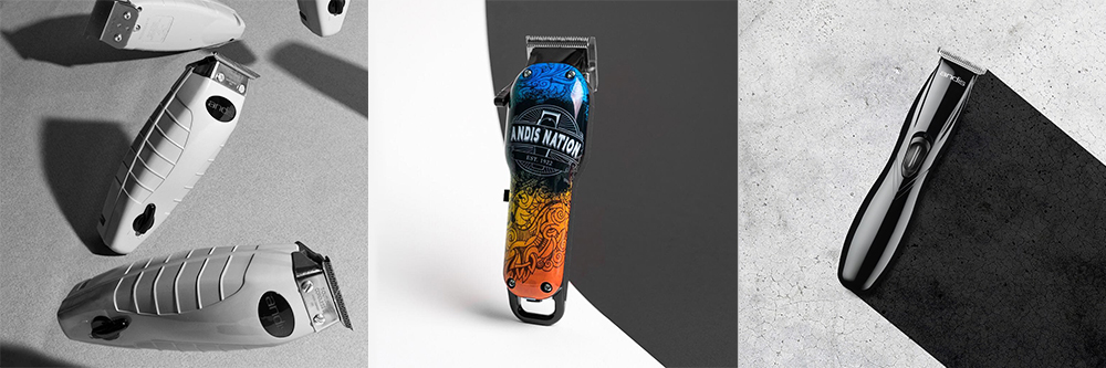Andis Cordless Trimmers and Clippers