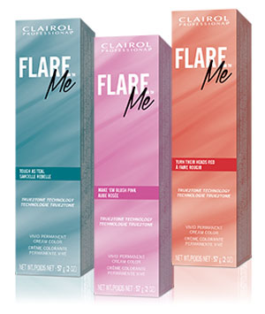 Clairol Professional Flare Me