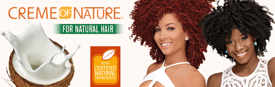 Creme of Nature Coconut Milk Styling products