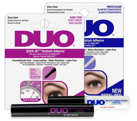 Duo Quick-Set Striplash Adhesive, .18 oz