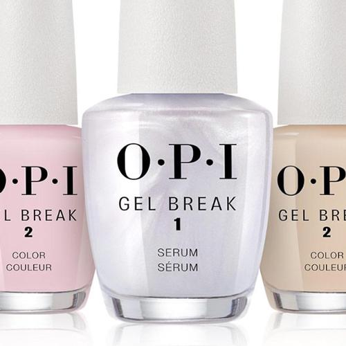 Take a break from gel manicures with OPI Gel Break!