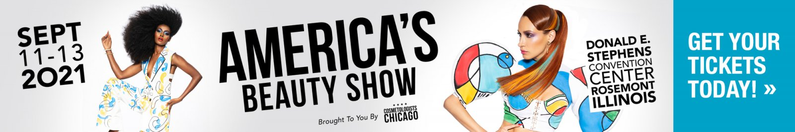 America's Beauty Show Tickets