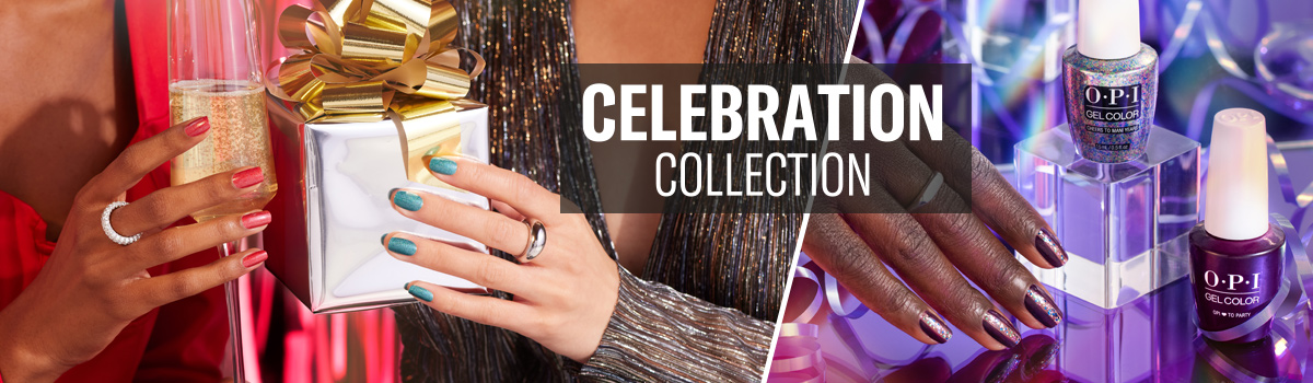 OPI Celebration - Holidaay 21 collection