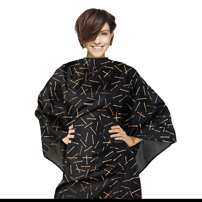 Cricket Holding it Together Haircutting Cape
