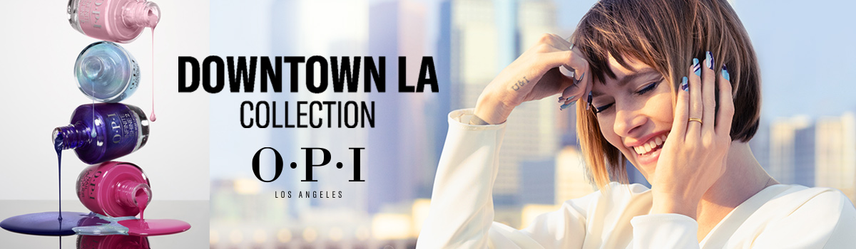 OPI Downtown LA Collection