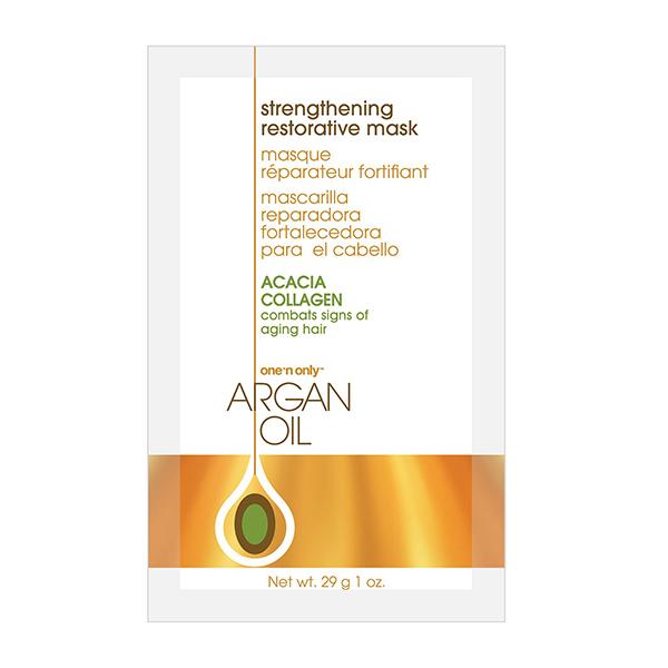 One 'N Only Argan Oil Strengthening Restorative Mask, 1 oz