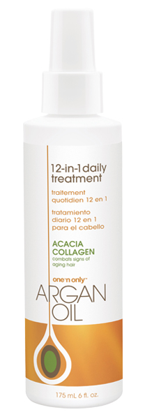 One 'N Only Argan Oil 12-in-1 Daily Treatment, 6 oz