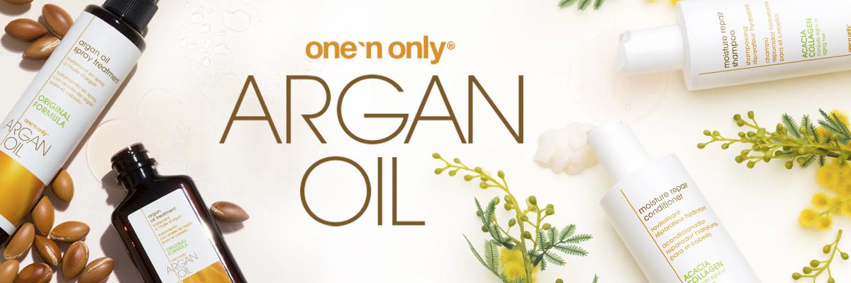 One 'n Only Argan Oil