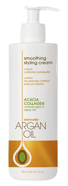 One 'n Only Argan Oil Smoothing Styling Cream, 10 oz