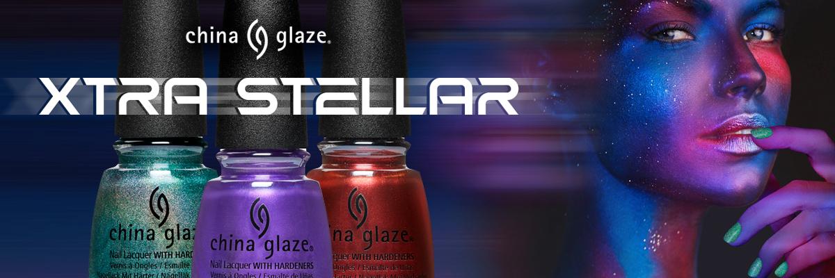 China Glaze Xtra Stellar Collection