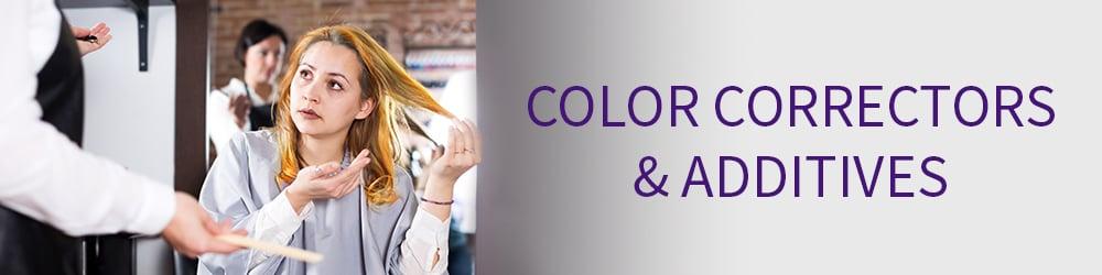 Color Correctors & Additives