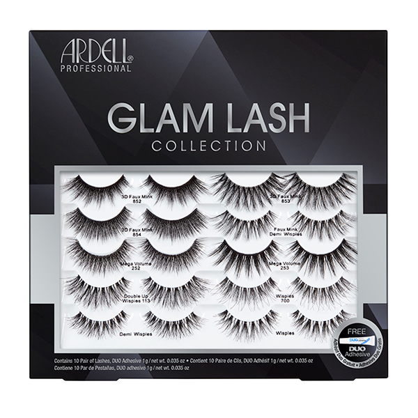 Ardell Holiday Glam Lash Collection