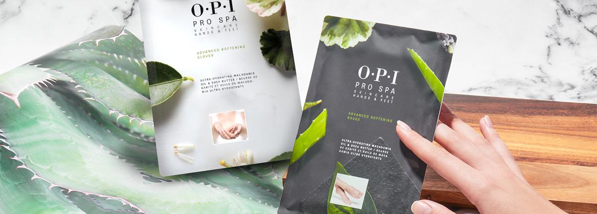 OPI ProSpa Advanced Softening Gloves or Socks