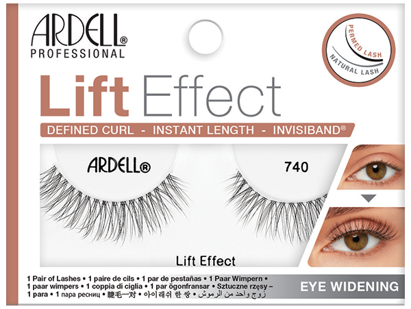 Ardell Lift Effect