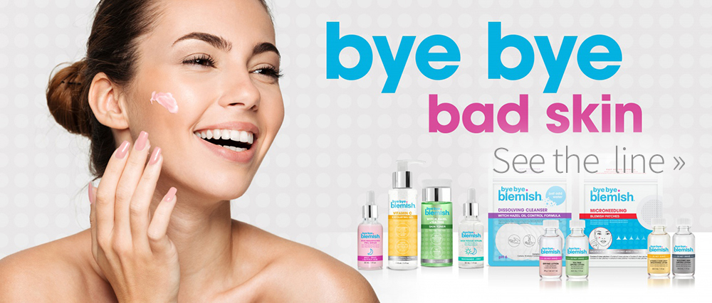 Bye Bye Blemish Skincare