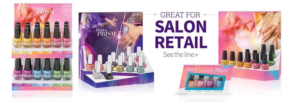 OPI Hidden Prism Salon Retail