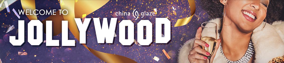 China Glaze Welcome to Jollywood