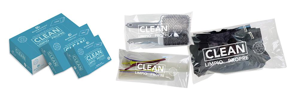 Olivia Garden Clean Bags